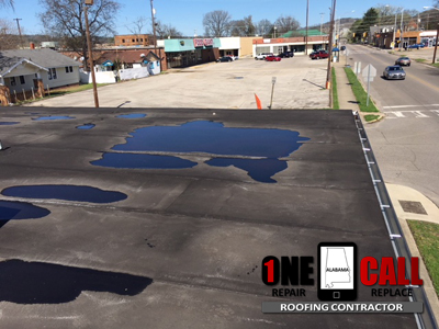 Birmingham Flat Roof Contractor Commercial Roofing Services